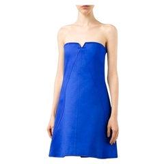Courrèges Strapless Dress