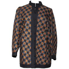 Saint Laurent Rive Gauche Russian Collection Jacket