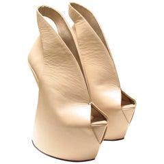 Iris Van Herpen x United Nude Collection Ankle Bootie
