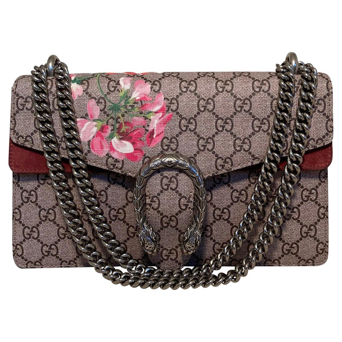 Gucci Dionysus small GG Blooms shoulder bag