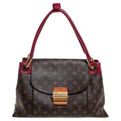 Louis Vuitton Aurore Monogram Canvas Olympe Bag