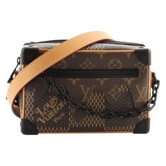 Louis Vuitton Nigo Soft Trunk Bag Limited Edition Giant Damier and Monogr