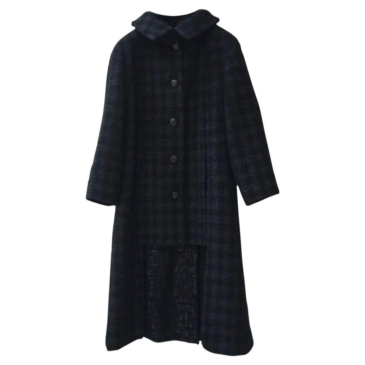 Chanel 2013 Tweed Coat