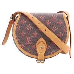 Louis Vuitton Tambourin NM Handbag Damier Monogram LV Pop Canvas