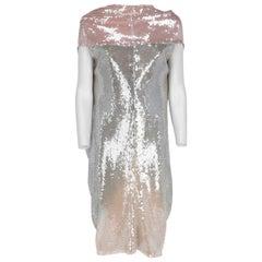2000s Jil Sander Sequins Dress
