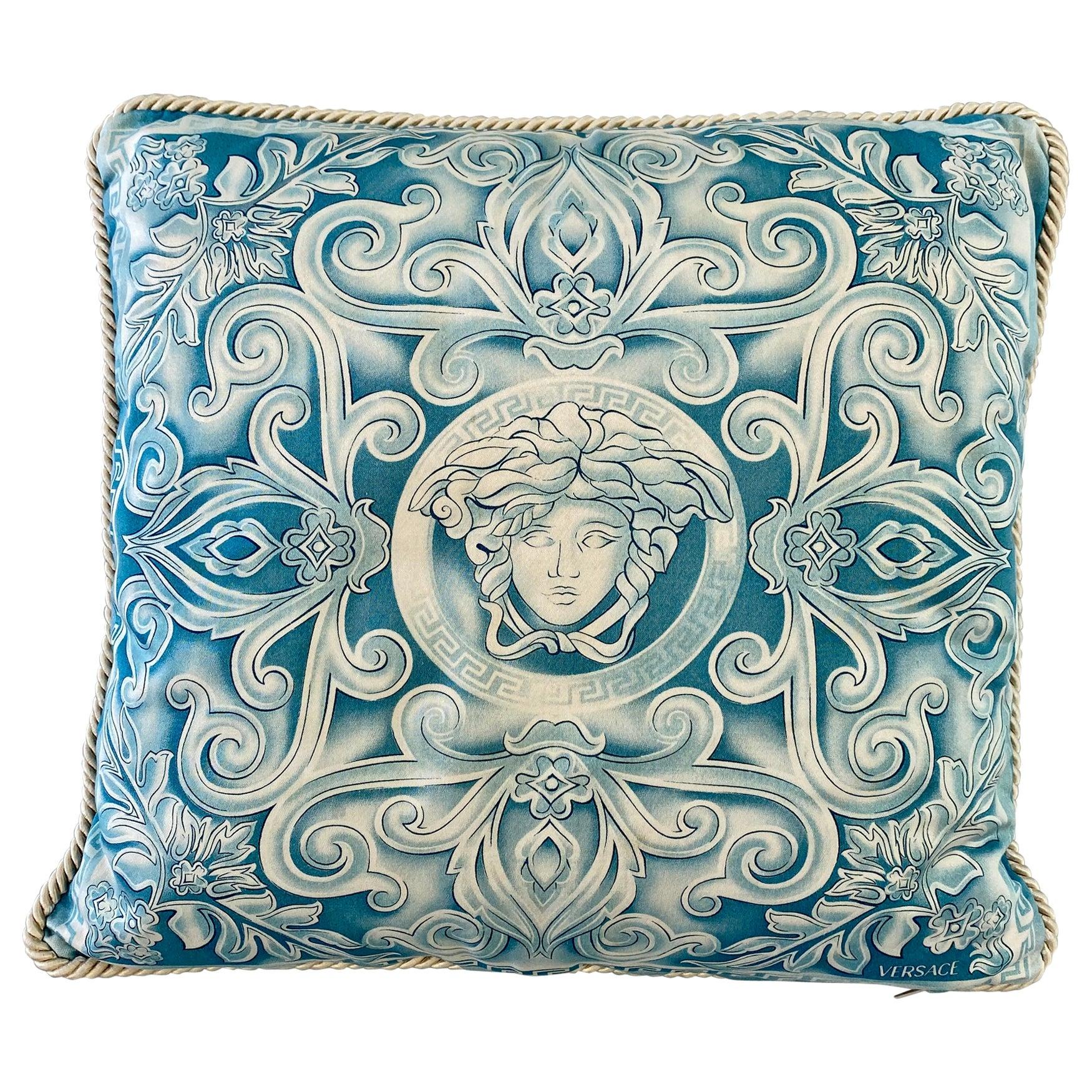 Versace Vintage Medusa Pillow
