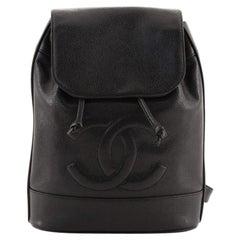 Chanel Vintage Timeless Sling Bag Caviar Small