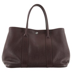 Hermes Garden Party Tote Leather 36