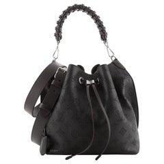 Louis Vuitton Muria Bucket Bag Mahina Leather