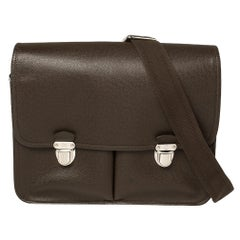 Louis Vuitton Grizzli Taiga Leather Alexei Messenger Bag