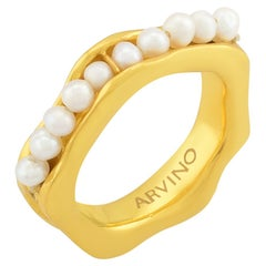 Starlet Pearl Ring