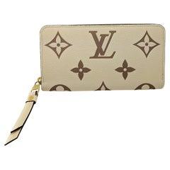Louis Vuitton Giant Monogram Zippy Wallet M80116