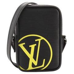 Louis Vuitton Danube Handbag Initials Epi Leather PPM
