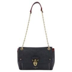 Louis Vuitton Vavin Handbag Monogram Empreinte Leather PM