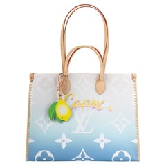 New Louis Vuitton Limited Edition On The Go Capri Ombre Bag