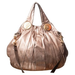 Gucci Metallic Hysteria Hobo Bag