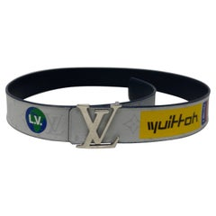 Louis Vuitton Limited Edition Belt