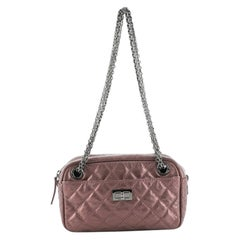 Chanel Reissue Camera Bag Quilted Aged Calfskin Small