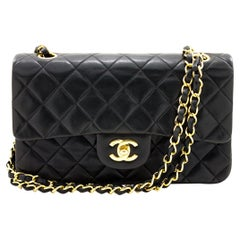 Chanel Small Double Flap Bag