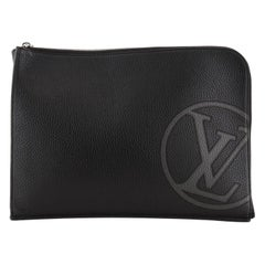 Louis Vuitton Pochette Jour Initials Taurillon Leather GM