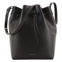 Bucket Bag Leather Large