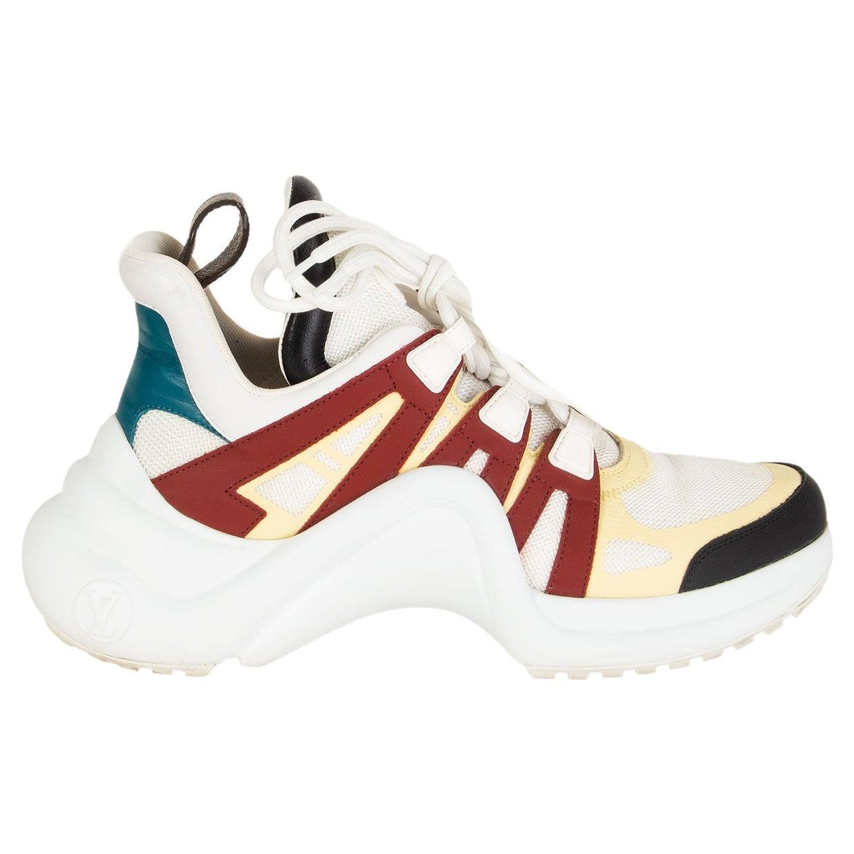 LOUIS VUITTON Archlight Sneaker Shoes 38