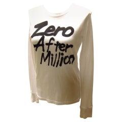 "Undercover ""Zero After Million"" Tee"