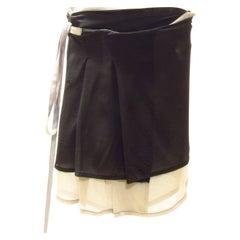 Yohji Yamamoto Y's Wrap Skirt