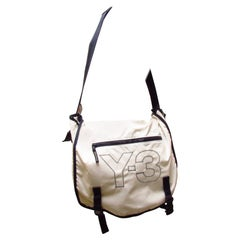 Y-3 Yohji Yamamoto Marine Messenger Bag