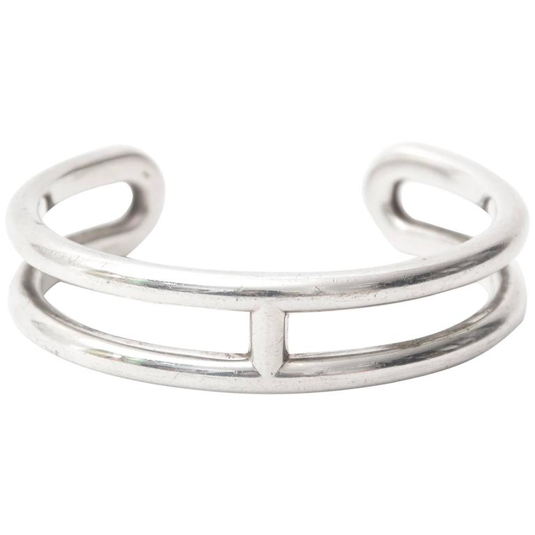 Hermes Osmose Cuff at 1stdibs