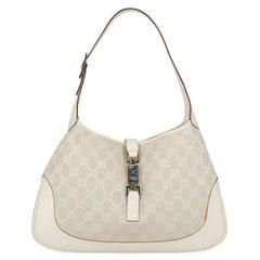 Gucci Women Shoulder bags Jackie Ecru Fabric