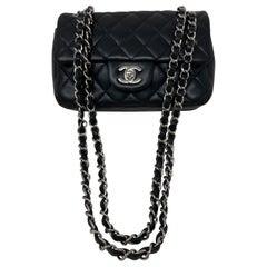 Chanel Small Black Crossbody Bag