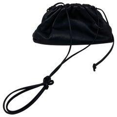 Black Bottega Veneta Crossbody Bag