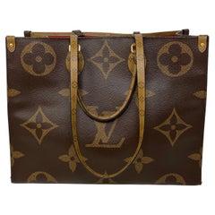 Louis Vuitton Reverse On The Go Bag
