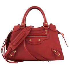 Balenciaga Neo Classic City S Bag Leather