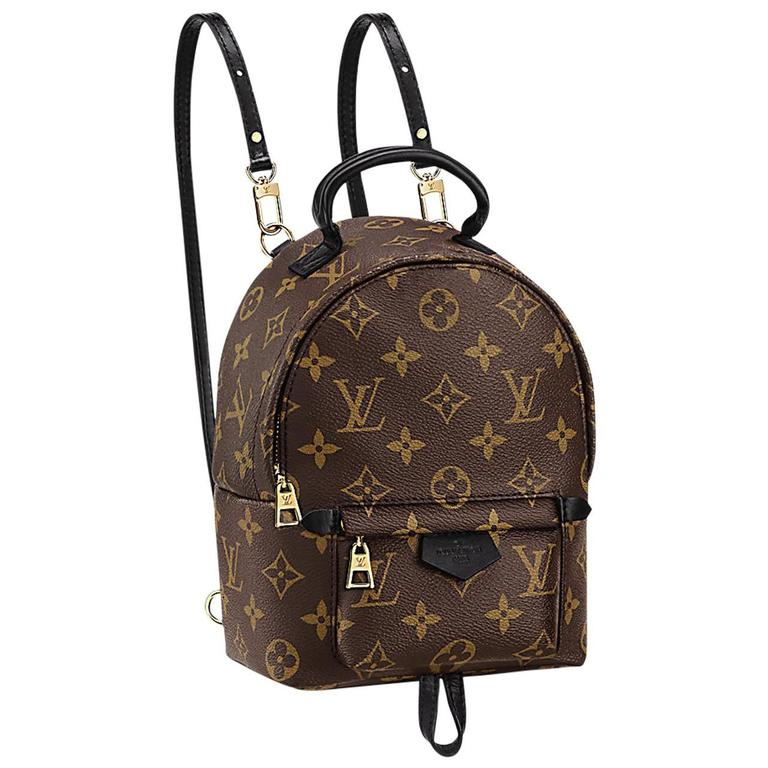 LV Louis Vuitton Palm Springs Backpack Mini SOLD OUT New  For Sale