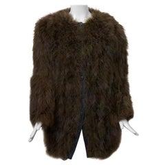 Chantal Thomass Marabou Jacket