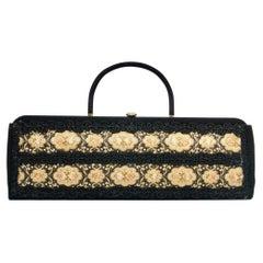 1960s Caron of Houston Embellished Handbag
