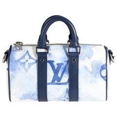 Louis Vuitton Monogram Watercolor Keepall XS