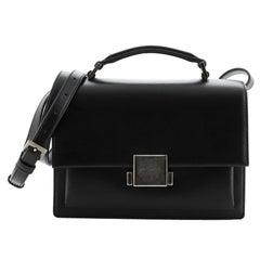 Saint Laurent Bellechasse Satchel Leather Medium