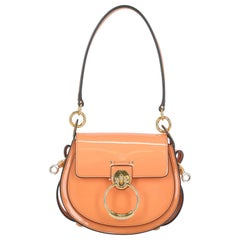 Chloé Women Shoulder bags Orange Leather