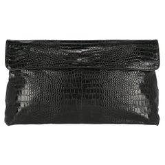 Dries Van Noten Women Handbags Black Leather