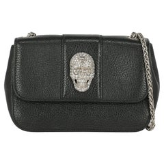 Philipp Plein Women Shoulder bags Black Leather
