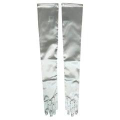 Gray Gloves