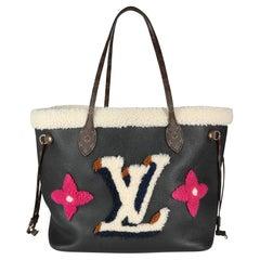 Louis Vuitton Monogram Teddy Neverfull MM