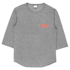 Raf Simons SS1998 Black Palms T-Shirt