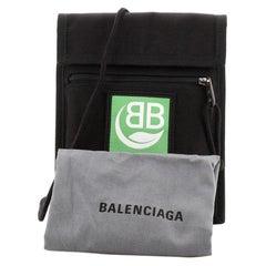 Balenciaga Explorer Strap Pouch Nylon Mini