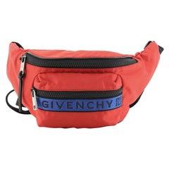 Givenchy Light 3 Waist Bag Nylon