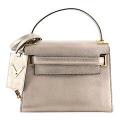 Valentino My Rockstud Satchel Leather Small