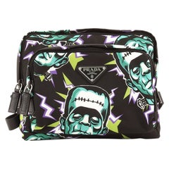Prada  Frankenstein Harness Belt Bag Printed Tessuto